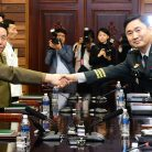 Two Koreas agree to fully restore east, west coast military communication lines