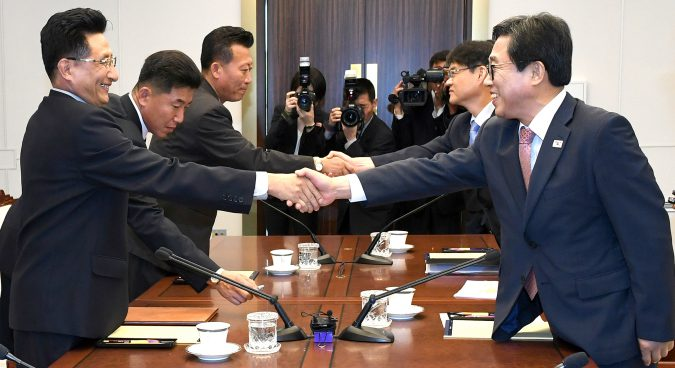 Two Koreas agree to hold joint basketball game in Pyongyang