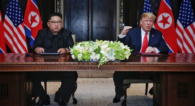 Why Trump should use his next summit with Kim to declare an end to the Korean War