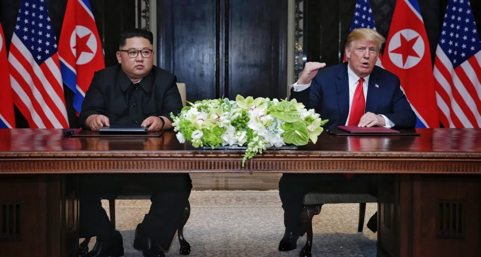 North Korea to work towards denuclearization in exchange for security guarantees