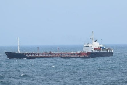 North Korean vessel masks identity, involved in sanctions evasion: Japan