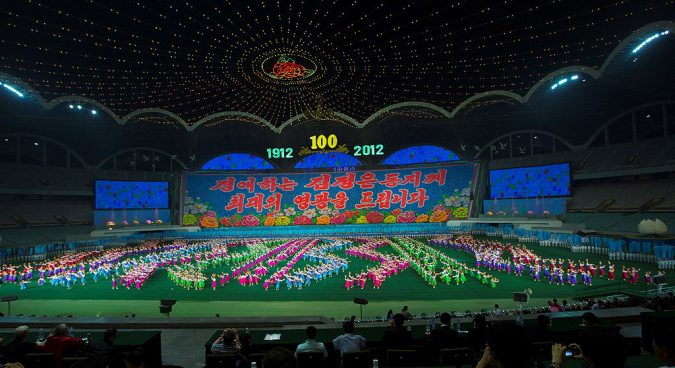 North Korea triples some ticket prices for September's mass games event