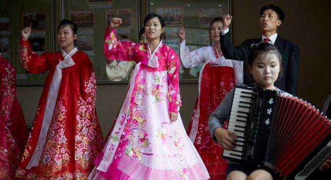 A new crackdown? North Korea's fashion police are making a comeback