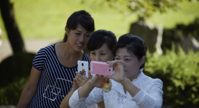 Call me, comrade: the surprise rise of North Korean smartphones