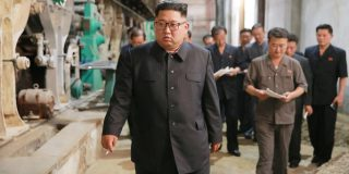Kim Jong Un rebukes staff, government officials during factory visits in Sinuiju