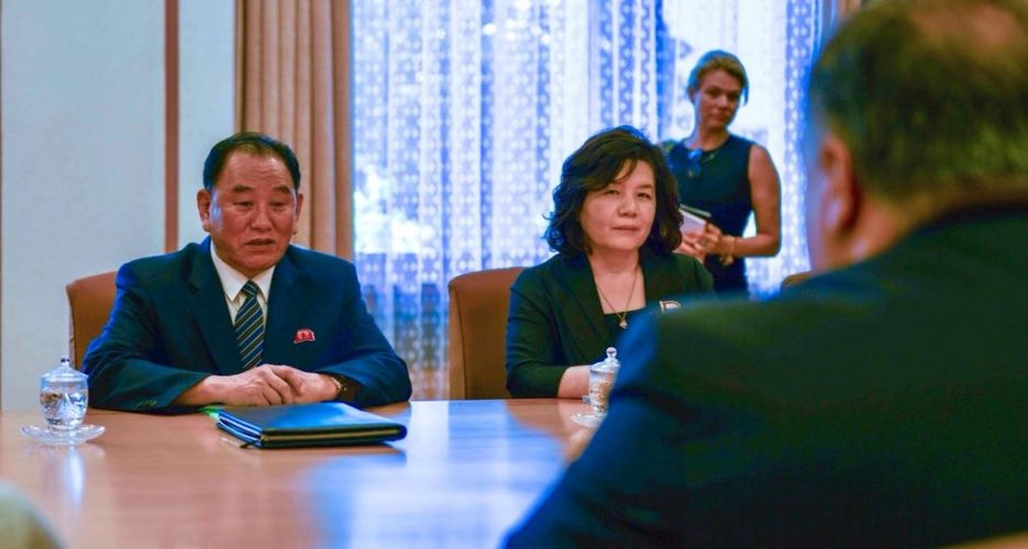 North Korea expresses regret at outcomes of two-day DPRK-U.S. talks