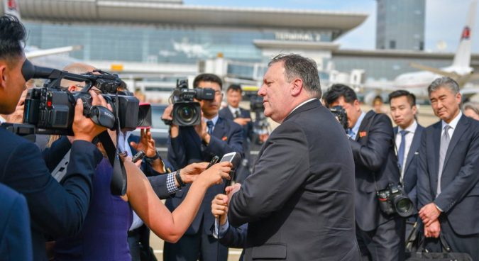 Pompeo in North Korea: worse than we thought