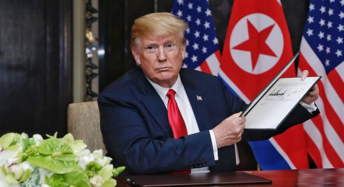 Selling the lie: can Trump make us believe in N. Korean denuclearization?