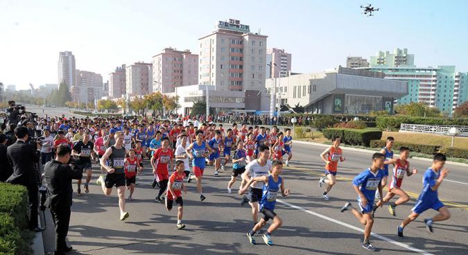 Fall marathon returning to Pyongyang this September: tour company
