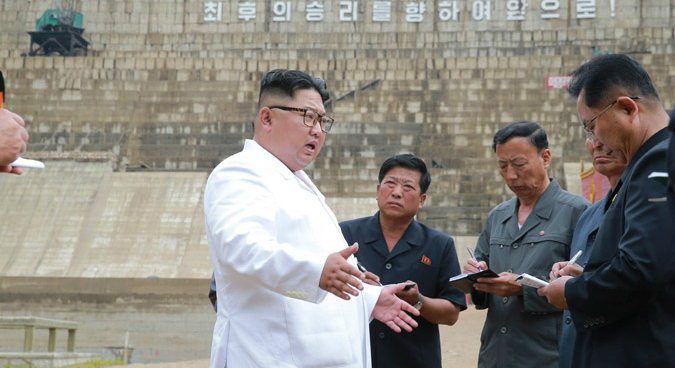 "N.Korean leader ""extremely furious"" at Cabinet's lax management: KCNA"