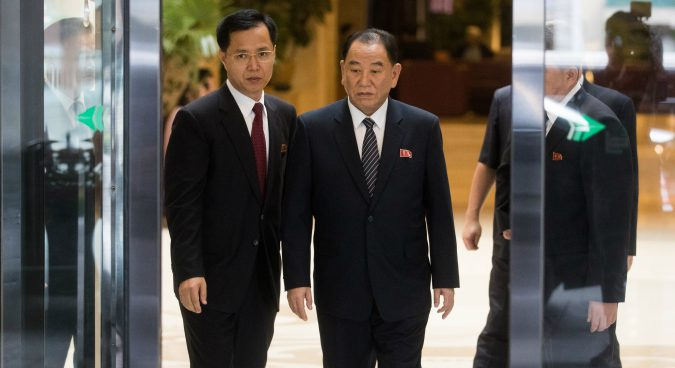 Don't panic! Why the Kim Yong Chol meeting cancellation is par for the course