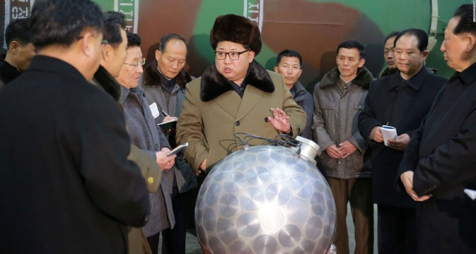 North Korea still producing fissile material: Pompeo