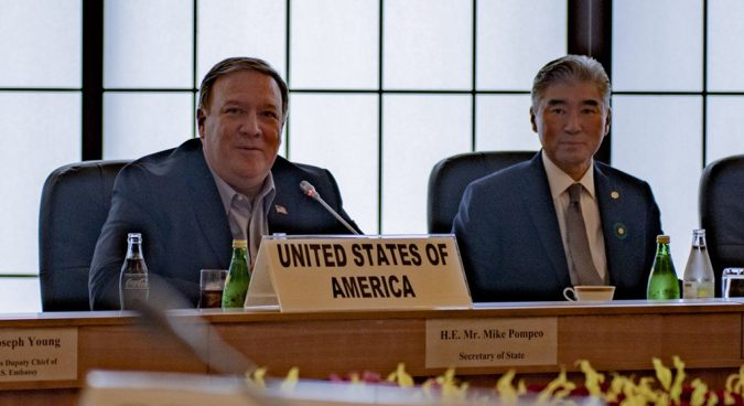 Pompeo dismisses North Korean criticism, calls for continued talks