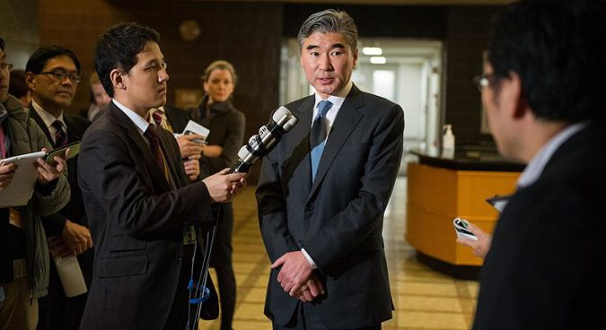 North Korean, U.S. officials resumed Panmunjom talks over weekend: State