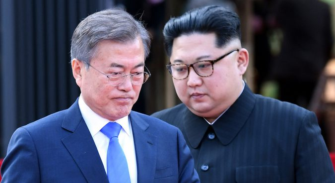 Kim Jong Un, Moon Jae-in to meet in Pyongyang next month