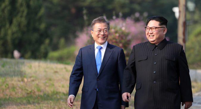 "North Korean economy presents major ""opportunity"" for South Korea, President says"