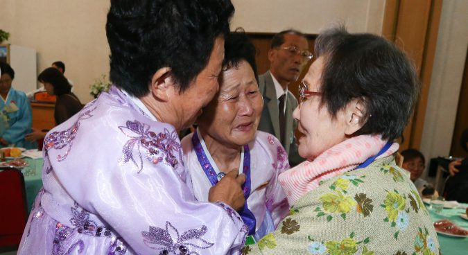 Inter-Korean family reunions: why now, and what broader impact?