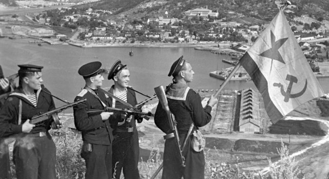 The Soviet-Japanese War: the brief conflict that created North Korea