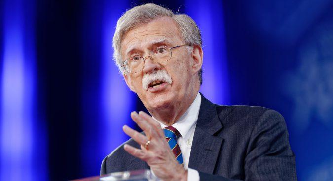 "Secretary Pompeo may visit Pyongyang again ""soon"": Bolton"