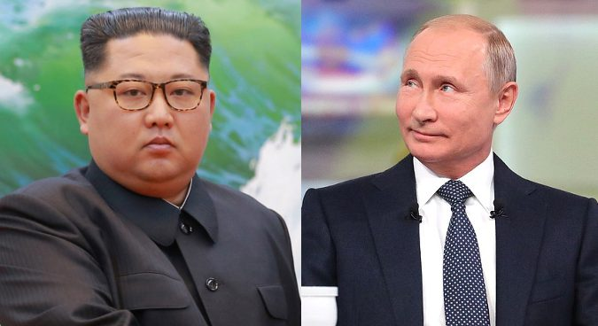 "Russian President ready to meet Kim Jong Un ""at an early date"": Rodong"