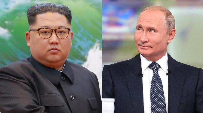 "Russian President ready to meet Kim Jong Un ""at an early date"": Rodong"