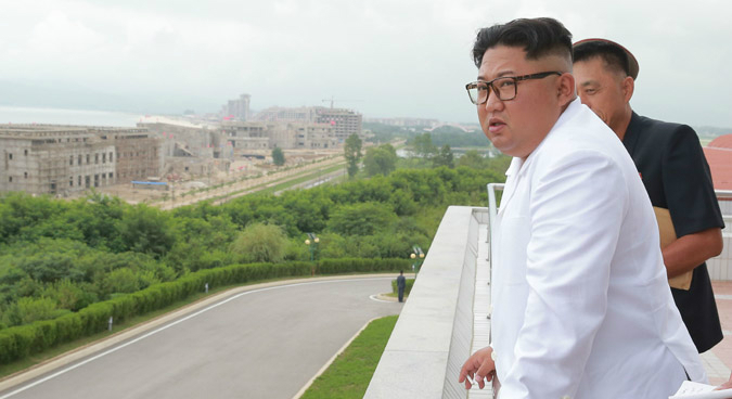 Wonsan-Kalma resort construction deadline extended by six months: KCNA