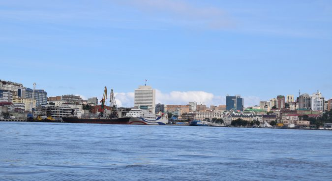 Sea freight service between N. Korea and Vladivostok to begin Tuesday: Interfax