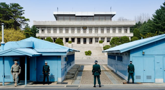 Two Koreas to hold working-level military talks this week, ahead of summit: MND