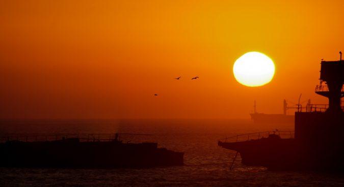 North Korean cargo ship returns to Chinese coal port