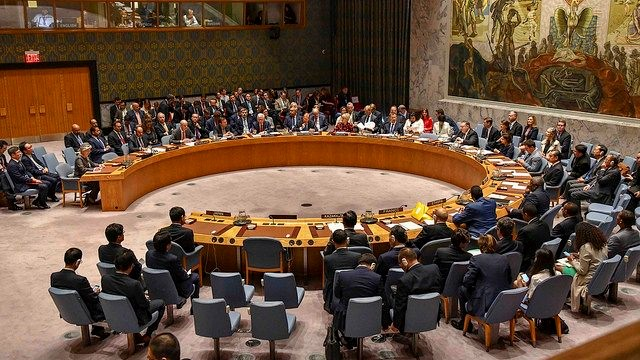 UNSC meeting reveals divisions on North Korea sanctions