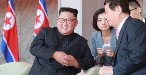 Chinese experts on North Korea, from contingency planning to economic reforms