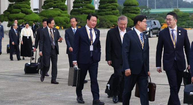 Seoul denies reports North Korea requested visit by ROK business leaders