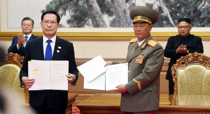 De facto peace treaty? Unpacking the inter-Korean military agreement