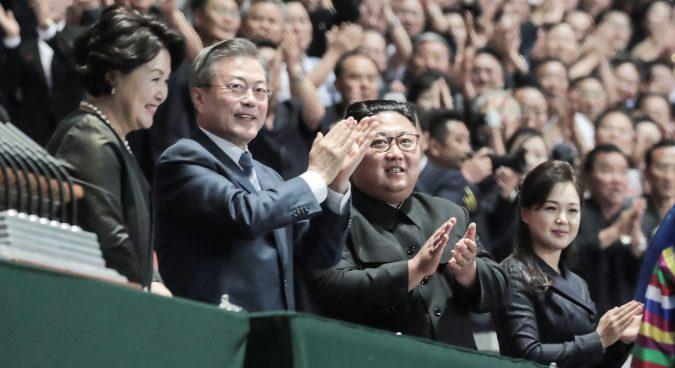 Moonwalking in Pyongyang: the third Moon-Kim summit – NKNews Podcast Ep.38