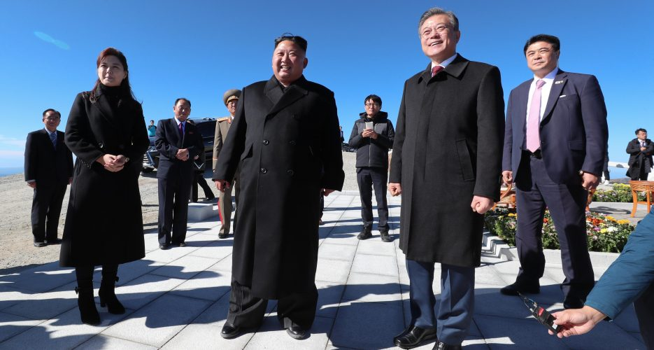North Korea wants to join IMF and World Bank, pursue economic reform: Moon
