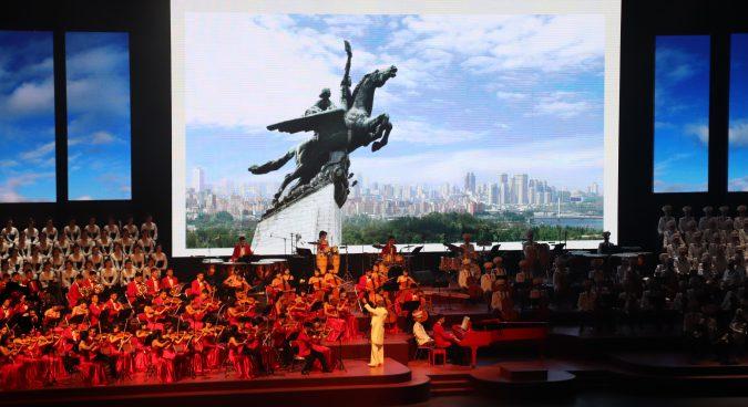 North Korea kicks off 9/9 celebrations with Pyongyang concert