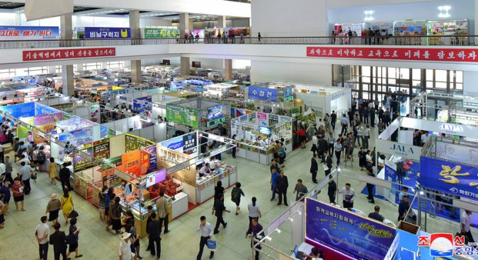 320+ company Autumn International Trade Fair kicks off in Pyongyang