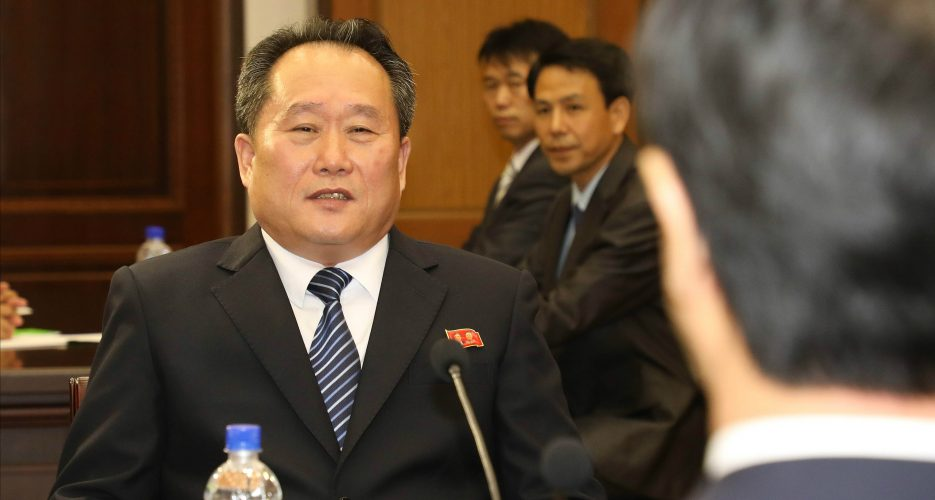Ri Son Gwon appointed North Korean foreign minister, diplomatic note confirms