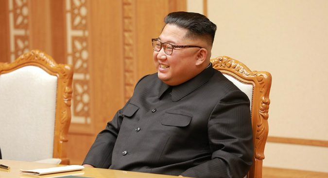 "DPRK leader expresses ""frustration"" over doubts on denuclearization: Seoul"
