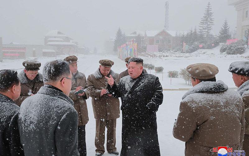 North Korea reveals October 2020 deadline for Samjiyon construction project