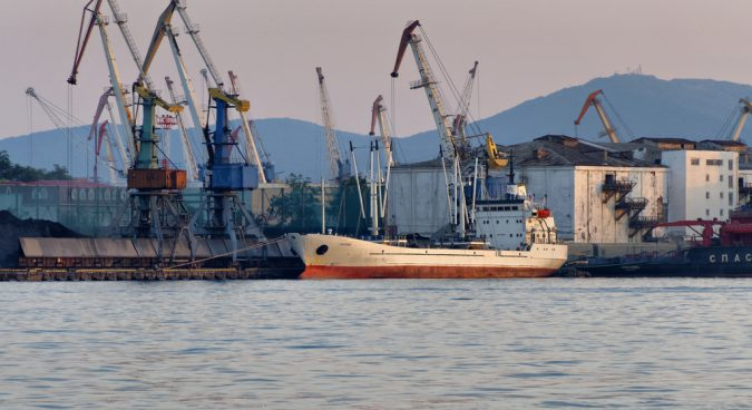 """North Korean detained by Vladivostok customs for """"large scale"""" cash smuggling"""