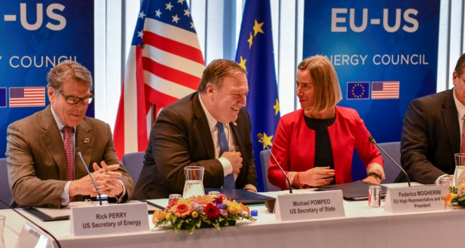 How the EU fits into North Korea's current diplomatic rapprochement