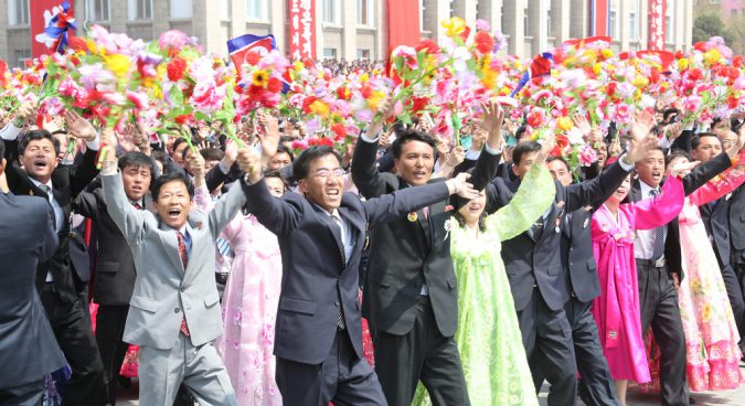 How North Korea celebrates its Party Foundation Day