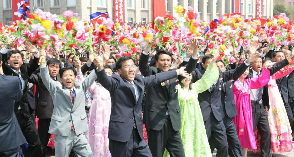 How North Korea celebrates its Party Foundation Day