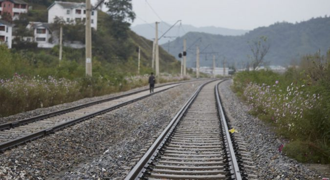 Koreas to begin connecting rail, roads between late November and early December