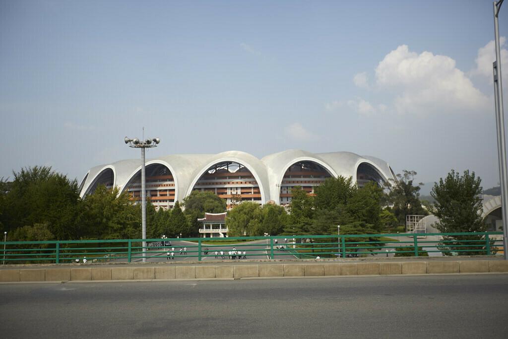 North Korea to renovate Pyongyang's landmark May Day Stadium: state media
