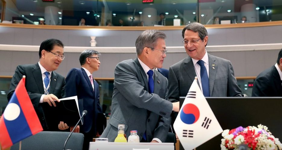 President Moon goes to Europe: what was, and wasn't, achieved