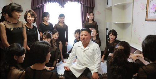 Why North Korea and the U.S. should try a little cultural diplomacy