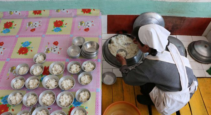 Urgent action needed to ensure North Korea's food security in April, MFA says