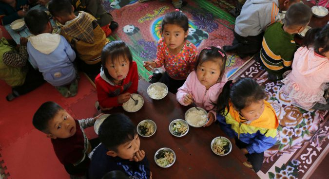 """Suffering of millions"" in North Korea requires urgent funding: WFP"